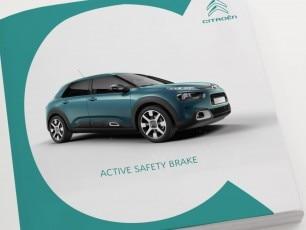 Citroen C4 Cactus Tutorial Videos - Active Safety Brake