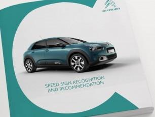 Citroen C4 Cactus Tutorial Videos - Speed Sign Recognition & Recommendation