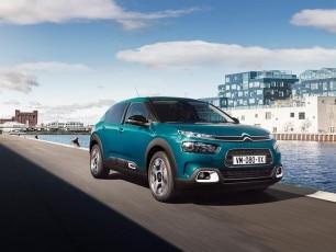 New Citroën C4 Cactus