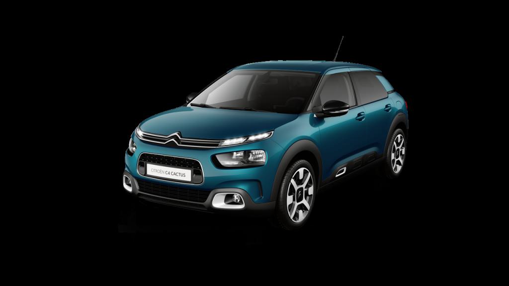Citroën C4 Cactus Hatch Shine