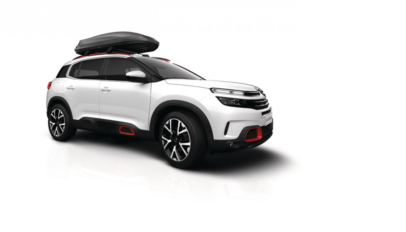 Citroen C5 Aircross Suv Accessories Personalise Your New Car