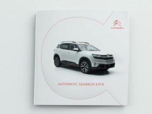 Citroën C5 Aircross SUV Tutorial Video | EAT8 Automatic Gearbox