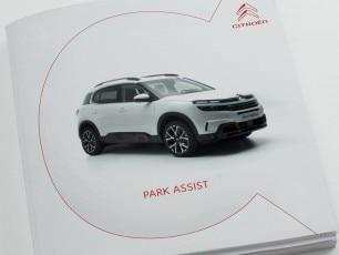Citroën C5 Aircross SUV Tutorial Video | Park Assist